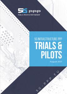5G PPP Trials & Pilots 2021 brochure